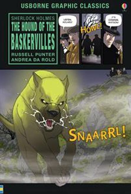Graphic Classics The Hound of the Baskervilles
