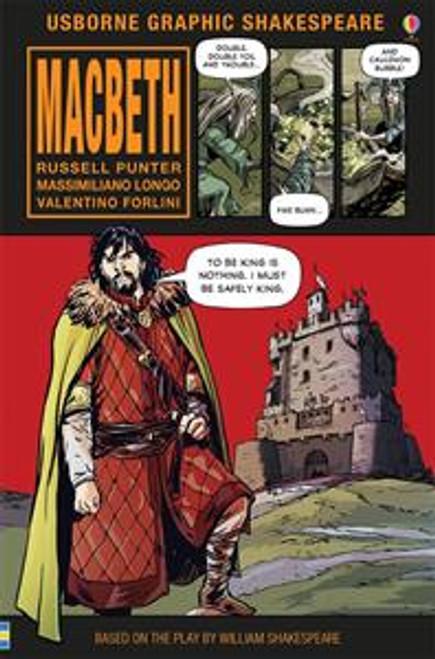 Graphic Shakespeare Macbeth