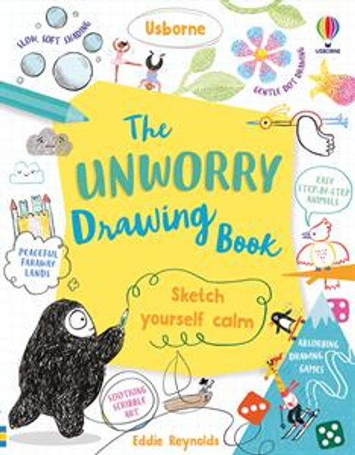 The Unworry Drawing Book