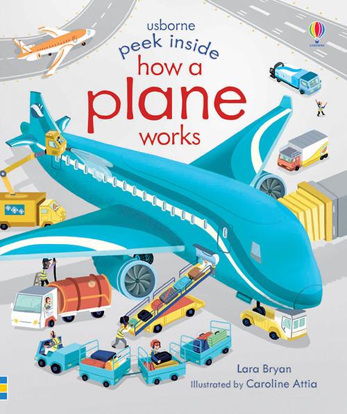 Peek Inside How a Plane Works