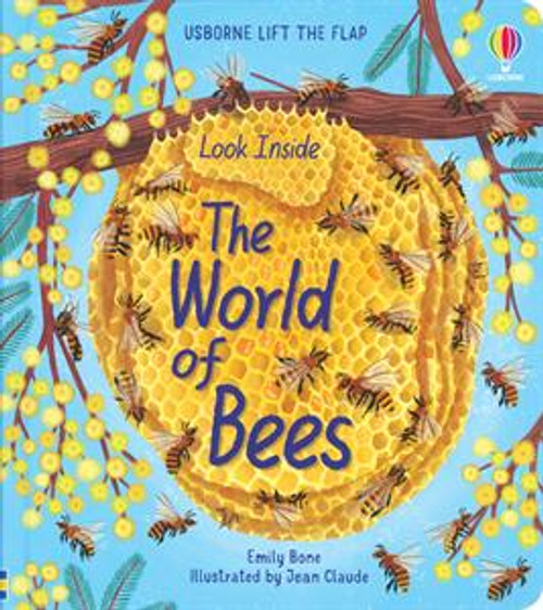 Look Inside The World of Bees