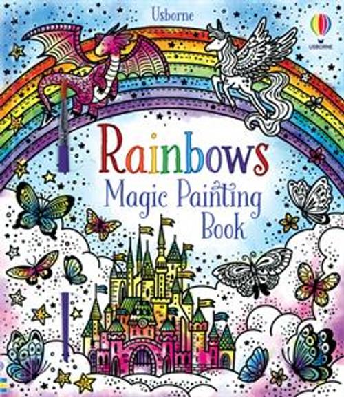Magic Painting Book Rainbows