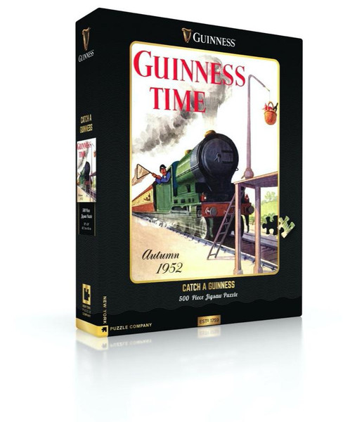 Catch a Guinness 500 pc Puzzle