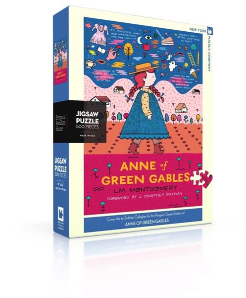 Anne of Green Gables 500 pc Puzzle