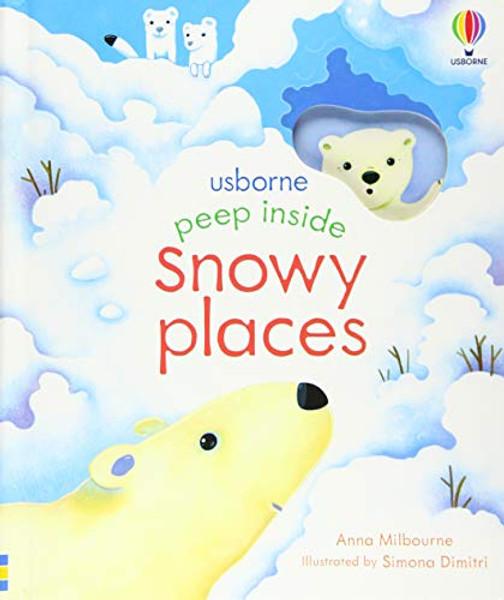 Peek Inside Snowy Places