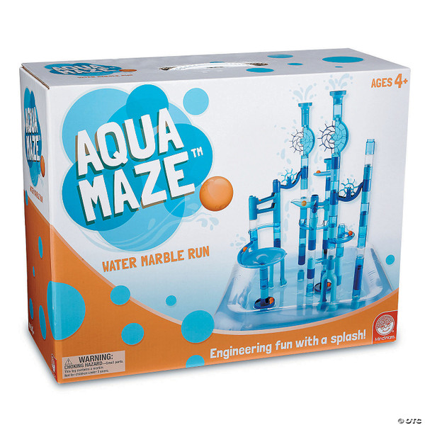 Aqua Maze Marble Run Twist