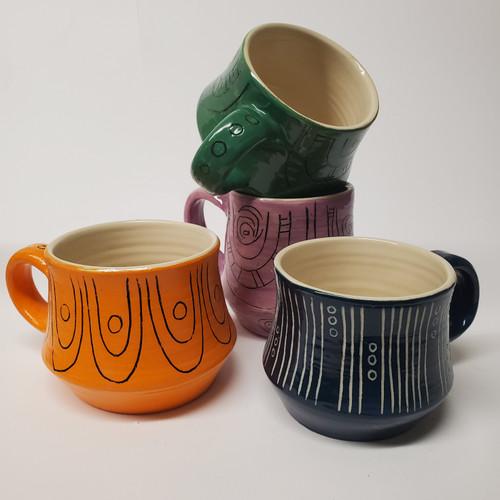 Rainbow Variety Mug