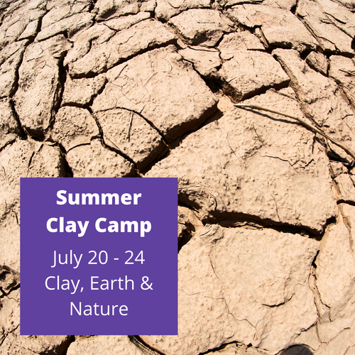 Clay, Earth & Nature Summer Camp