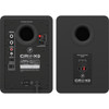 """Mackie CR5-XBT 5"""" Multimedia Monitor with Bluetooth® (pair) - Rear View"""