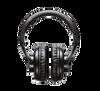 Shure SRH440 Professional Studio Headphones - Side view