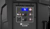 Electro-Voice ELX200 12-inch Powered Full-Range Speaker - Rear Control Panel