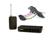 Shure BLX UHF System(BLX4 Receiver + BLX1 Beltpack) +  Emic (5 colors)