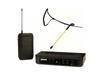 Shure BLX UHF System(BLX4 Receiver + BLX1 Beltpack) +  Aeromic AM11H-SH Headset