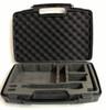 Wireless Microphone System Carrying Case  - Cut-foam inset