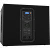 "Electro-Voice EKX15SP-SUB 15"" 1300W Powered Subwoofer - Rear View"