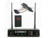 Fitness Audio UHF System with E-mic Fitness Headset (select E-mic color when ordering)