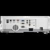 NEC NP-ME361W 3600-lumen Projector - Rear View