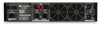 Crown Audio XLi 800 Power Amplifier - 200W @ 8 Ohms - Rear View