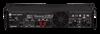 Crown XLS-1502 2-Channel, 300W @ Ohms Power Amplifier - Rear View
