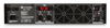 Crown Audio XLi 1500 Power Amplifier - 330W @ 8 Ohms - Rear View
