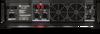 Crown Audio XLi 800 Power Amplifier - 200W @ 8 Ohms - Rear View