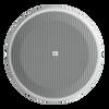 """JBL C65PT Compact Full-Range Pendant Speaker - 5-1/4"""" Wide - White with grill"""