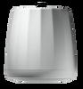 """JBL C67HC/T Narrow Coverage Pendant Speaker - 6-1/2"""" Wide - White"""