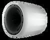 "JBL C67HC/T Narrow Coverage Pendant Speaker - 6-1/2"" Wide - White - No Grill"