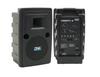 Anchor Audio LIBERTY LIB2-XU2 Portable Sound System - Front & Rear View