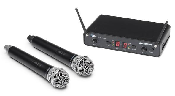 Samson Concert 288 Handheld - Dual-Channel Wireless