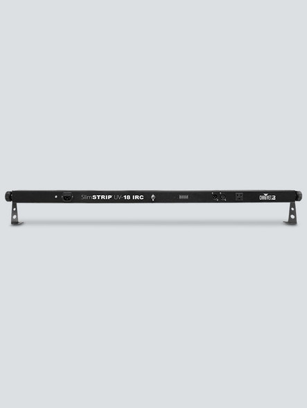 Chauvet SlimSTRIP UV-18 IRC High-Output Ultraviolet Wash Rear View