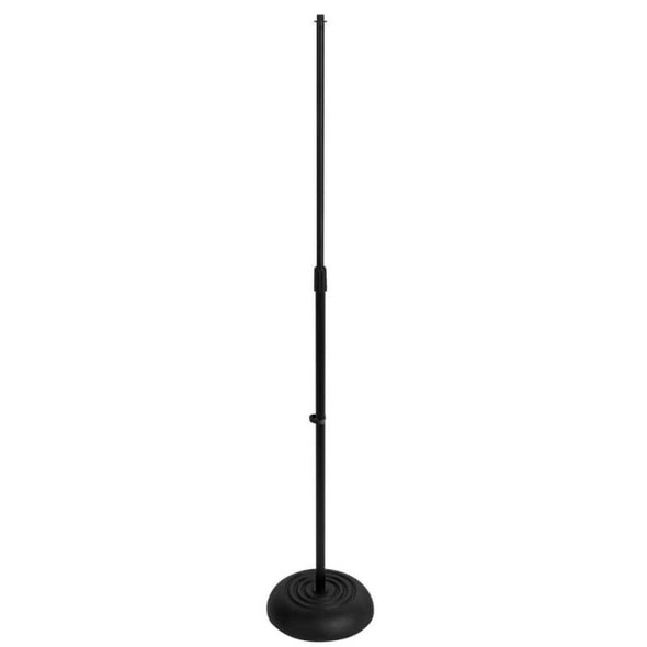 MS7201B Round Base Microphone Stand