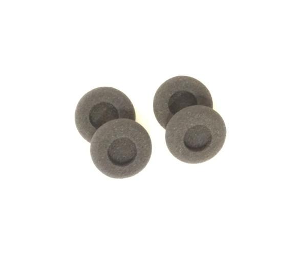 Audio-Technica PRO8 Generic Black Replacement Foam Temple Pads - 4-Pak (2 pair)