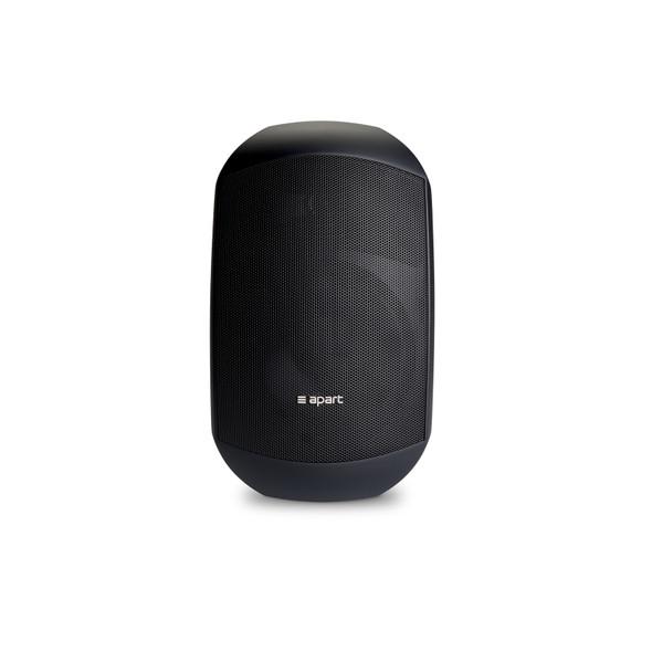 "Apart Audio MASK6C-BL 6.5"" design two-way loudspeaker black with Clickmount system - BLACK"