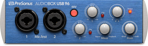 PreSonus AudioBox USB 96 Audio Interface