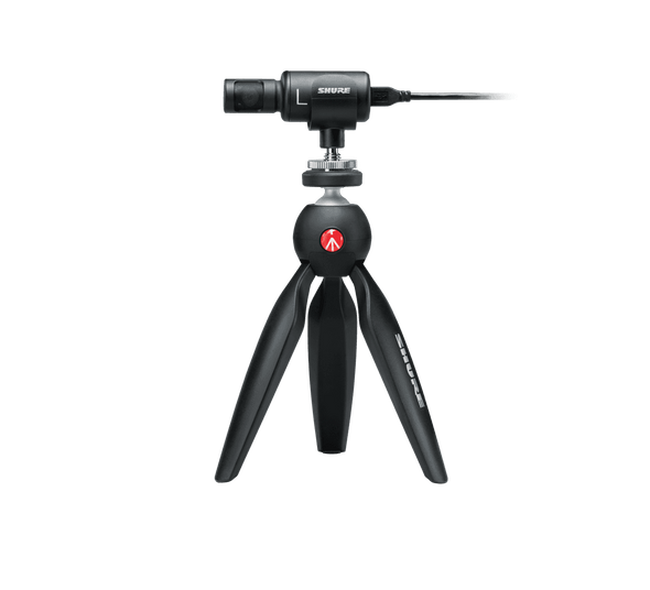 Shure MVShure MV88+ Videography Kit for iPhone, iPad, iPod, Android phone, Mac, Windows88+ Video Kit