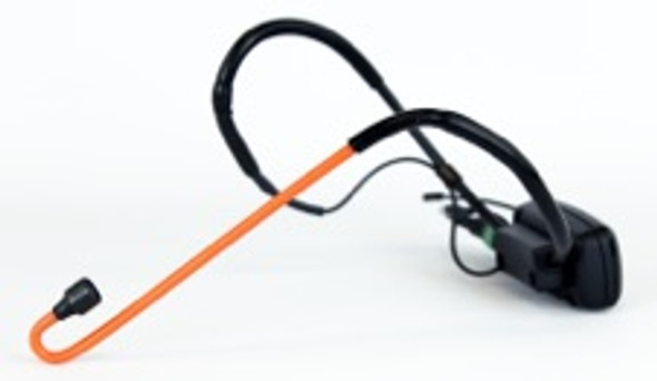 Fitness Audio MT-U8 UHF Combo Wireless Mic System with CYCLEMIC Fitness Headset (only) - Orange onlhy