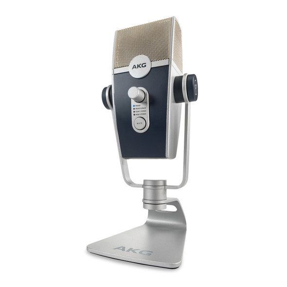 AKG C44-USB Lyra Ultra HD USB Microphone