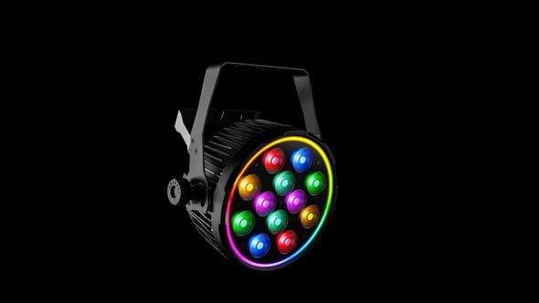 Chauvet SlimPAR Pro Pix Color Wash Light