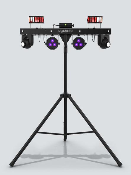 Dance Studio Lighting Package: CHAUVET GigBAR Move LED Wash Lights