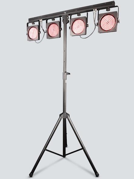 Dance Studio Lighting Package: CHAUVET 4BAR USB LED Wash Lights