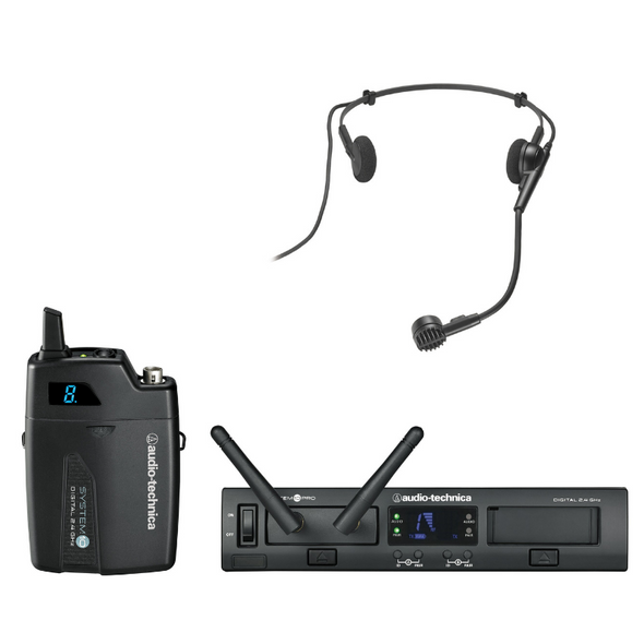 ATSYS10PRO/H  - Single system with PRO8HEcw headset