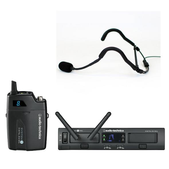 ATSYS10PRO/E – Single system with E-mic headset