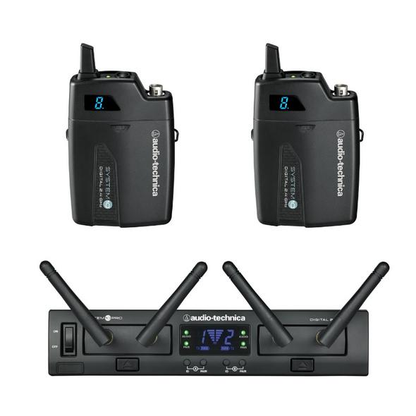 ATSYS10DUAL – Dual system NO mic