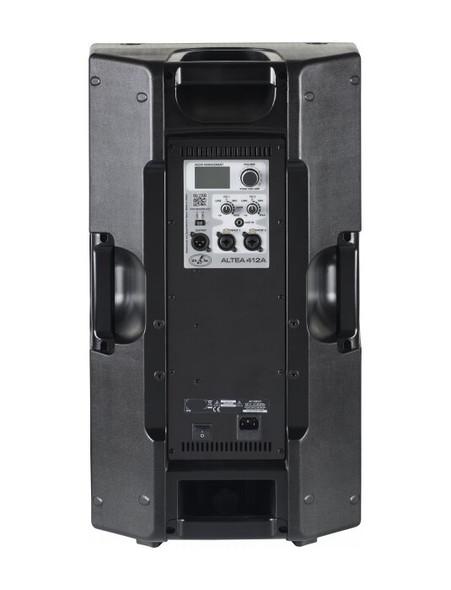 DAS ALTEA-412A- Rear Control Panel