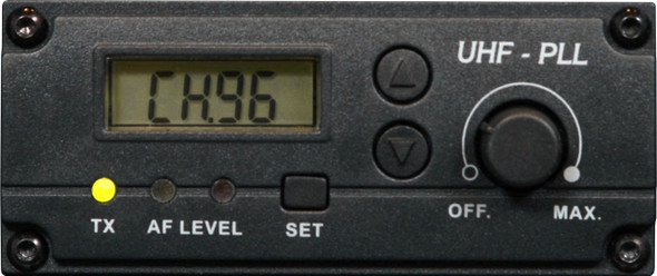 Galaxy Audio Any Spot Traveller AS-TV8TX Audio-Link Transmitter