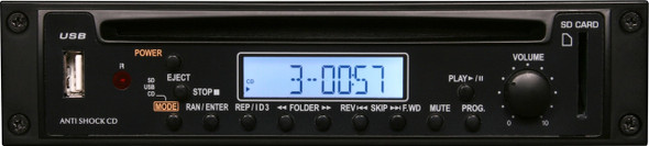 Galaxy Audio RM-CD CD+MP3 Player (TV8 + TV10)