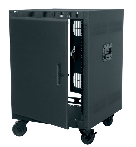 Audio Component Steel Racks - PTRK Series by Middle Atlantic