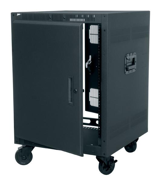 Audio Component Steel Racks - PTRK Series by Middle Atlantic