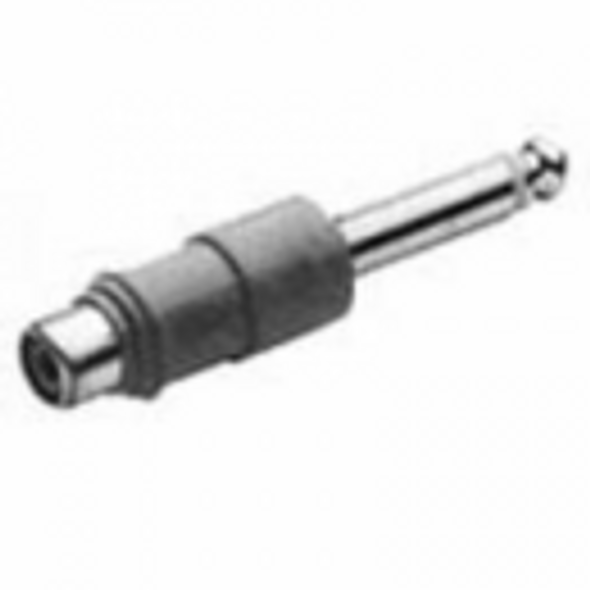 "Plug Adapter RCA (F) - 1/4"" (M)"